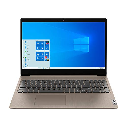 "2020 Lenovo IdeaPad 3 15.6"" HD Touchscreen Laptop Computer, 10th Gen Intel Core i3-1005G1, 20GB RAM, 512GB PCIe SSD, Dolby Audio, HD Webcam, Intel UHD Graphics, Win 10S, Almond, 32GB USB Card"