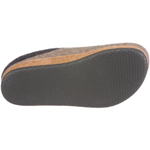 Brown Adults Stegmann 8811 slippers 17801 Unlined Unisex Brown CqwY8
