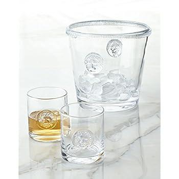 Image of Bar Tools & Drinkware Global Views Leo Ice Bowl/Cooler Barware - Serveware, Clear