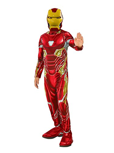 Rubie's Marvel Avengers: Infinity War Iron Man Child's Costume, Medium]()