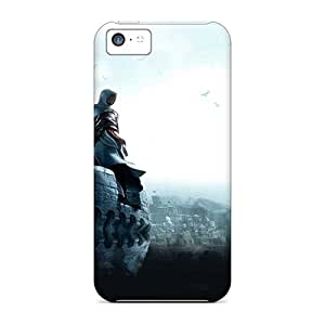Perfect Assassins Creed Case Cover Skin For Iphone 5c Phone Case