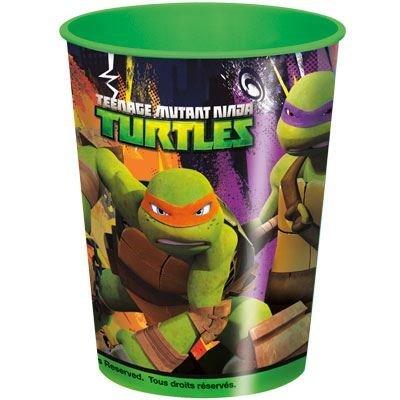 Teenage Mutant Ninja Turtles 16oz Stadium Cups 12 Pack