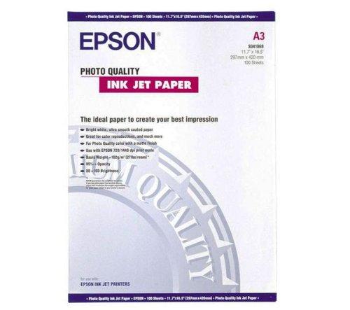 Photo Quality - Matt gestrichenes Papier - A3 (297 x 420 (Epson Matt)