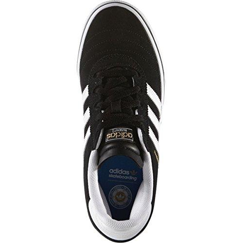 Adidas Originals Mænds Busenitz Vulc Mode Sneaker Sort / Hvid / Sort Njiqj2FHwk