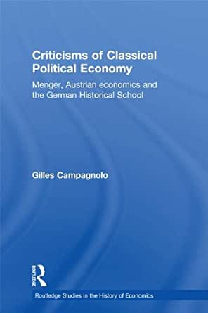 classical political economy Difference between classical & neoclassical economics classical economics the african societies had a rich tradition of political, economic and social instit.