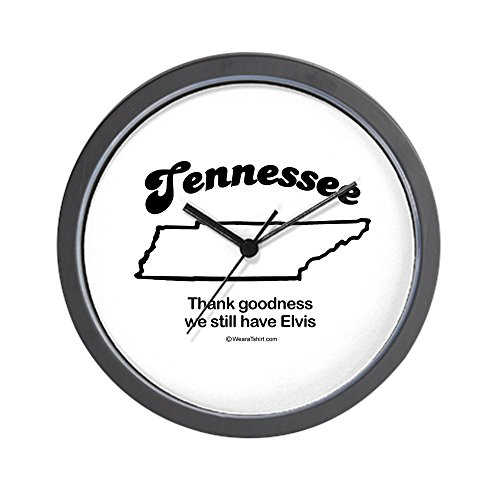 CafePress - tennessee - thank goodness we still have elvis Wal - Unique Decorative 10