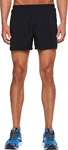 Brooks Men's Sherpa 5'' Shorts Black Small 5 by Brooks (Image #3)