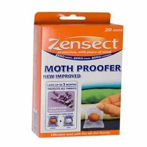 Zencest Moth Proofer Balls Lavender Fragrance