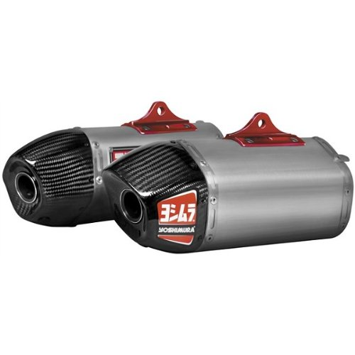 Yoshimura RS-9 Titanium Exhaust System, Honda Crf 450 13-14