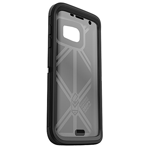 promo code e1cd9 276cd OtterBox Defender Series Case for Samsung Galaxy S7 Edge - Retail Packaging  - Black