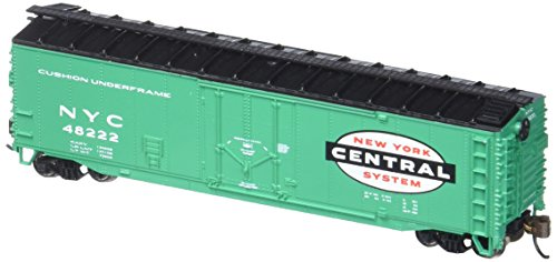 Bachmann Industries New York Central 50' Plug Door Box Car Bachmann 50' Plug Door Box