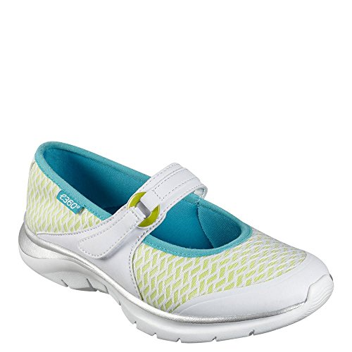 Slip Women's Spirit Easy White Shoes On Multi Mariel qxpawaH