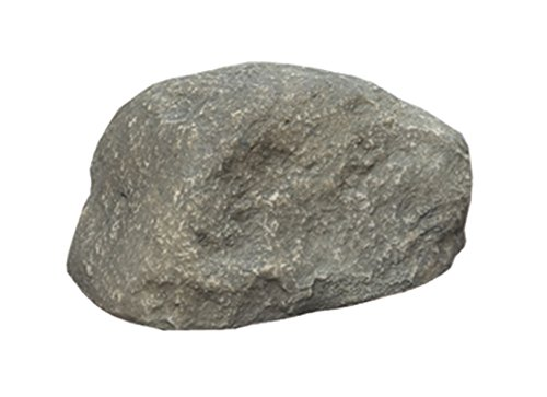 Fiberglass Rock - Outdoor Essentials Faux Rock, Grey, Key