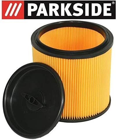 Filtro plegable con tapa de filtro para aspiradora Parkside PNTS ...