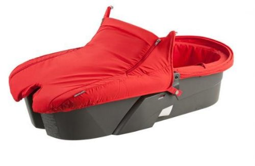 Stokke Xplory Carrycot, Red by Stokke