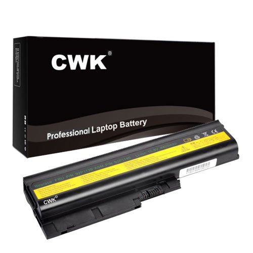 92p1131 Replacement (CWK Long Life Replacement Laptop Notebook Battery for IBM Lenovo ThinkPad 92P1132 92P1142 41u4890 42t4261 42t4544 42t4545 42t4560 42t4504 92P1131 92P1138 92P1141 92P1140 42t4669)