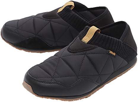 メンズ 男性用 シューズ 靴 スニーカー 運動靴 Ember Moc - Black [並行輸入品]
