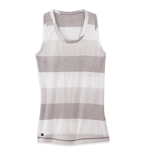 41V%2BqaBCdUL Outdoor Research Women's Isabel Tank, Pewter, M