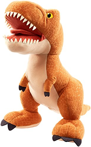 Jurassic World Fur 'n Grr Dinos Tyrannosaurus Rex]()