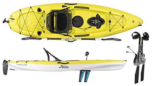 Hobie 2019 Mirage Passport 10.5 - Pedal Fishing Kayak (Seagrass)