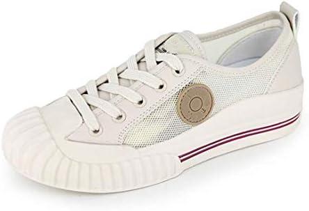 Low Top Classic Canvas Zapatillas de deporte de moda para mujer ...
