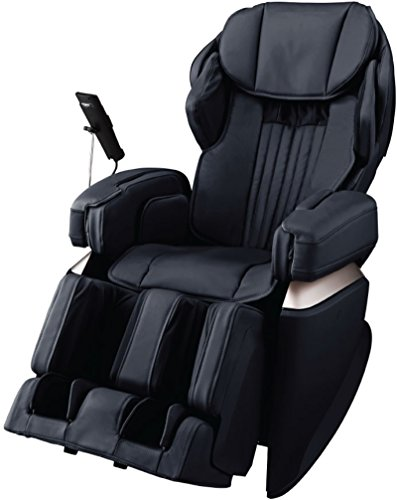 Osaki OSJPPROPREMIUM4SA Model Osaki-JP Premium 4S Japan Massage Chair, Black, Superior 4D Massage Technology/Computer Body Scan, 12 Stages of Strength Adjustment, Heated Backrest & Feet, Auto Recline