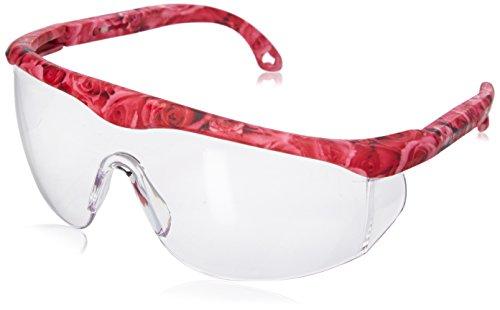 Printed Goggles - Prestige Medical 5420-ROS Printed Full Frame Adjustable Eyewear, Rose