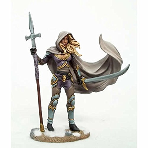 Female Undead Hunter Miniature Visions In Fantasy Dark Sword Miniatures ()