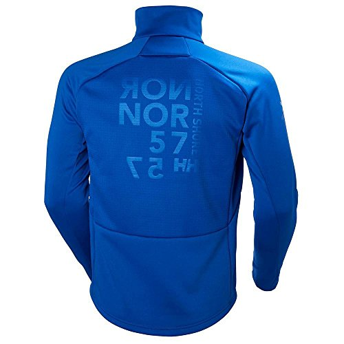 Chaqueta Jacket Hombre Helly Azul HP Hansen Fleece wOqA7IB8