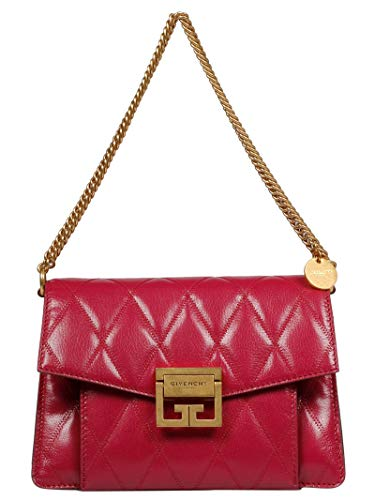 (Givenchy Women's Bb501cb08z510 Red Leather Handbag)