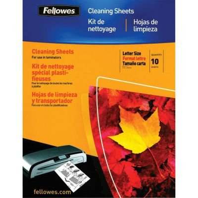 Fellowes 5320603 Laminator Cleaning Sheet (5320603)