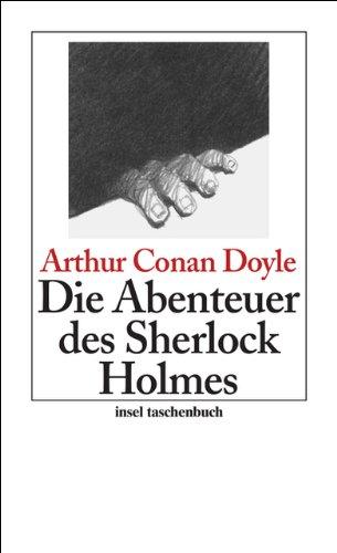 Die Abenteuer des Sherlock Holmes: Erzählungen (insel taschenbuch)