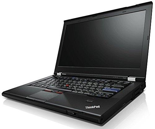 - Lenovo ThinkPad T420 Business Laptop - Windows 7 Pro - Intel Core i5-2520, 1TB SSD, 16GB RAM, 14.0