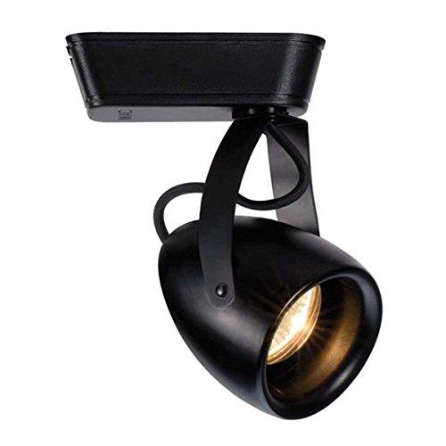 WAC Lighting J-LED820F-CW-BK Impulse LED Low Voltage Track Fixture, ()