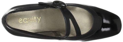 Padders - Ctas Speciality, Scarpe col tacco classiche donna, color Nero (Black Patent), talla 36 EU / 3,5 UK