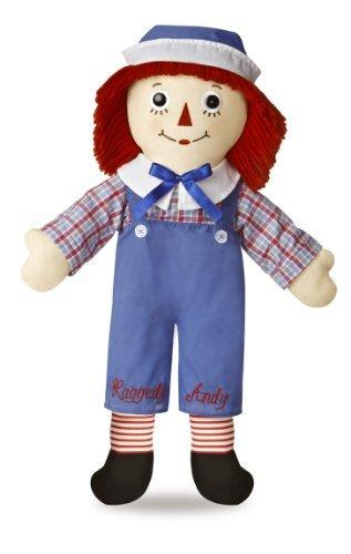 Aurora World Raggedy Andy Classic Doll 25