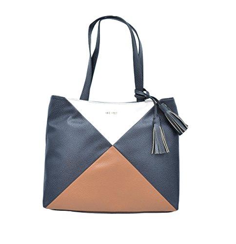 Nine West Color Fit XLarge Tote Bag Organizer