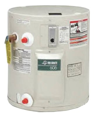 Reliance Water Heater 6 10 SOMS K 10-Gallon Electric Water Heater