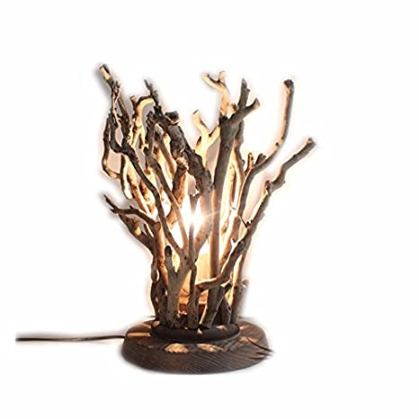 QPGGP-Lámpara de mesa Original lampara de mesa hecha a mano ...