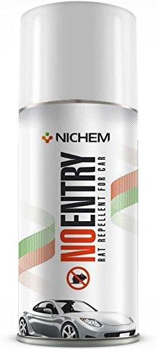 NICHEM No Entry Rat Repellent Spray for Cars