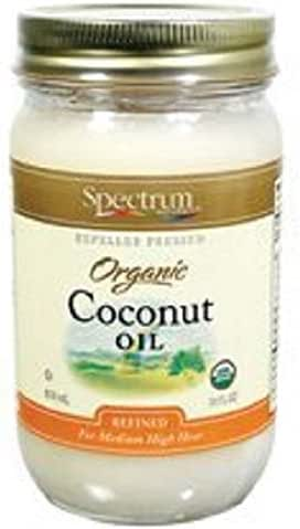 Coconut Oil: Spectrum Organic Refined Coconut Oil