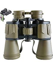 Binoculars for Adults,20x50 Binoculars,Durable & Clear BAK4 Prism FMC Lens Binoculars,HD Professional Binoculars for Bird Watching,Outdoor Sports and Concert