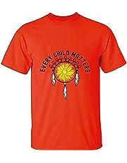 Orange Shirt Day Every Child Matters Casual Unisex Orange Short Sleeve T-Shirt