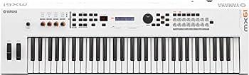 Yamaha MX61 61-Key Music Production Synthesizer Keyboard
