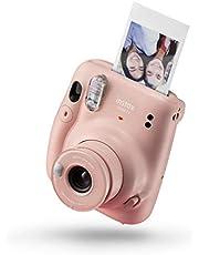 instax 16654968 mini 11 Camera, Blush Pink