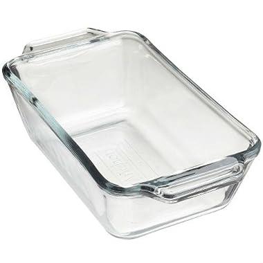 Anchor Hocking 5 Inch x 9 Inch Glass Loaf Dish
