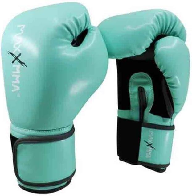TMYQM ボクシンググローブ、男性と女性の武道ファイティングテコンドームエタイトレーニング土嚢手袋、大人のサンダボクシンググローブ 柔らかく快適  10oz