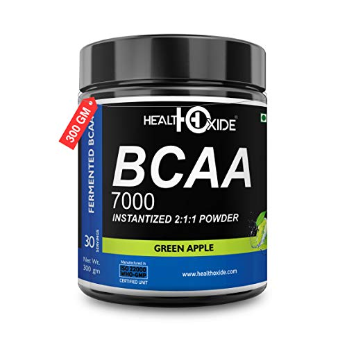 HealthOxide BCAA 7000 Amino Acid
