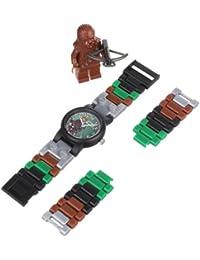 Boy's 'Star Wars' Quartz Plastic Watch, Color:Two Tone (Model: 9001116)