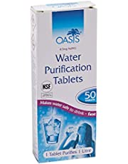 Altus Unisex 5122008 vattenrenande tabletter-vit, en storlek